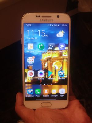 Samsung Galaxy s6 64GB for Sale in Wheat Ridge, CO