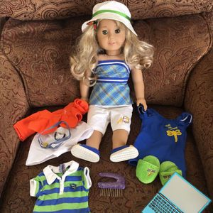 American Girl Doll Lani and Accessories for Sale in Rancho Santa Margarita, CA