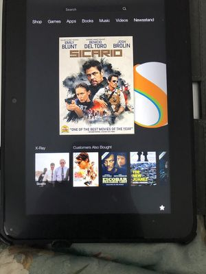 Amazon Kindle Fire - 8.9 1st Edition for Sale in Dunwoody, GA