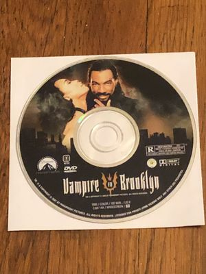 Vampire in Brooklyn DVD for Sale in Queens, NY