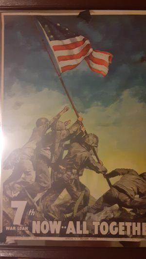 Original 1945 iwo Jima for Sale in Tamaqua, PA