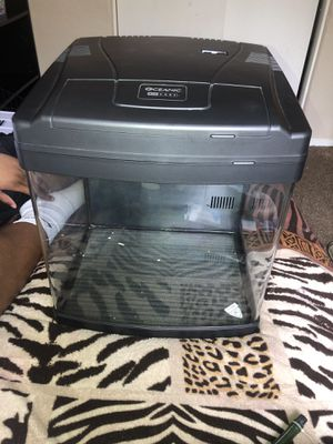 Fish Tank (oceanic bio cube) for Sale in Phoenix, AZ