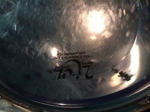 Custom drums mercy barely used for Sale in Mamaroneck, NY