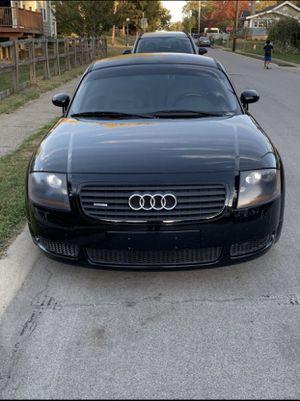 2002 Audi TT Quattro for Sale in Cincinnati, OH