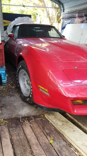 Chevy corvette 82 for Sale in Indialantic, FL