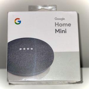 Google Home Mini - Gray for Sale in Lynn, MA