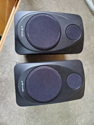 Polk audio speakers for Sale in Port Orchard, WA