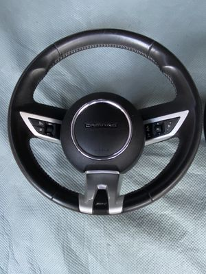 Camaro ss steering wheel and a i r b a g for Sale in Long Beach, CA