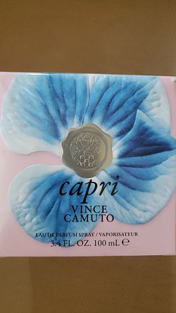 Capri vince Caputo perfume for Sale in Okeechobee,  FL