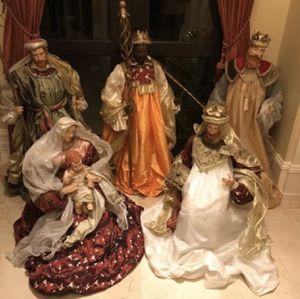 Nativity set. for Sale in Wayne, NJ