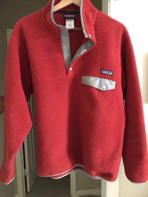 Patagonia sweater synchilla fleece for Sale in Sugar Land, TX