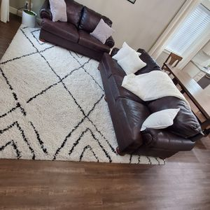 100% Leather Couches for Sale in Clackamas, OR