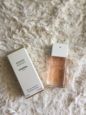 Chanel coco mademoiselle perfume for Sale in Woodinville, WA