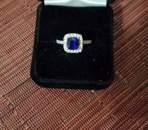 Sapphire & Diamond Ring for Sale in Novi, MI