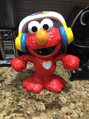 Let's dance Elmo - toy for Sale in Margate, FL