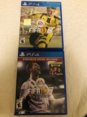 PS4 games for Sale in Escondido, CA