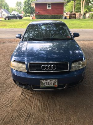 2002 Audi A4 b6 Quattro 1.8t for Sale in Lewiston, ME