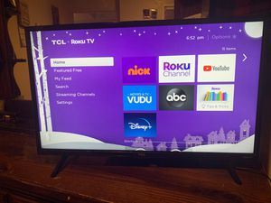 "Roku TV tcl 32"" for Sale in St. Louis, MO"