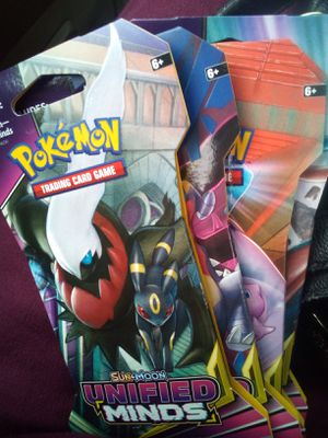 Pokemon booster packs ... unopened for Sale in Graham, WA