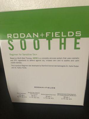 Rodan and Fields Soothe Regimen for Sale in Seal Beach, CA