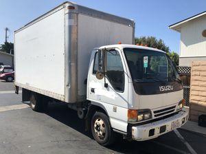 2004 isuzu NPR Box truck, Runs Good for Sale in Fremont, CA