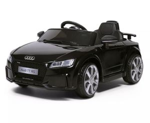 🎁 NEW Electric Car Audi TKids Ride On 12V With Remote Control, MP3, LED Lights for Sale in Orlando, FL