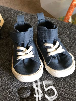 Baby toddler shoes size 4 for Sale in San Dimas, CA