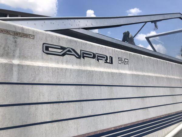 "Free Boat Bayliner Capri ""project"""