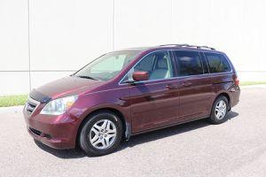 2007 Honda Odyssey EXL for Sale in Largo, FL