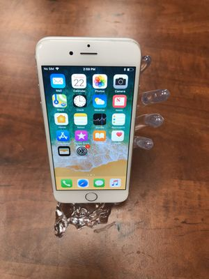 Apple iPhone 6 64GB Unlocked Work Worldwide For any Carriers for Sale in Newark, CA