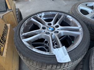 2012 BMW 135i 18x7 215/40 Wheels Rims and Tires Set, CV5979 for Sale in Los Angeles, CA