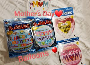 Mother's Day Balloons Plus ¹>zed] to yp6y for Sale in Fife, WA