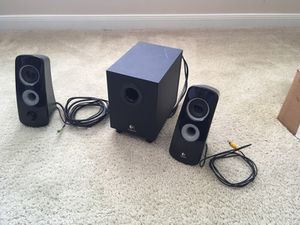 2.1 speakers subwoofer for Sale in Durham, NC