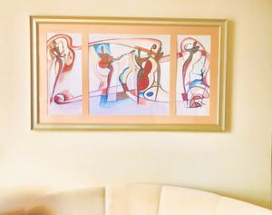 """Large Wall Picture 64"""" X37"""" for Sale in Washington, DC"""