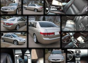 """2OO5 Accord EX Cash""""Firm""""Price $6OO for Sale in Crichton, WV"""
