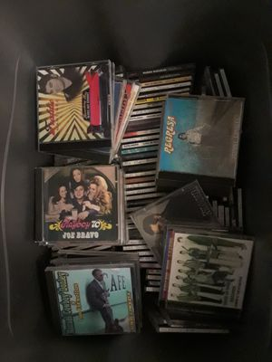 CD COLLECTION TEJANO OLD SCHOOL for Sale in Dallas, TX