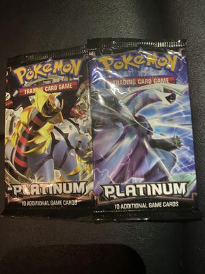 Pokémon Platinum for Sale in Tacoma, WA