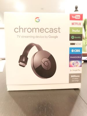 Google Chromecast 2nd generation - NEW for Sale in Monrovia, CA