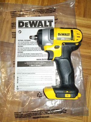 "Dewalt 3/8"" Impact Wrench 20V for Sale in Norwalk, CA"