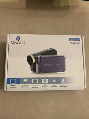 Digital HD Camcorder Video for Sale in Riverside, CA