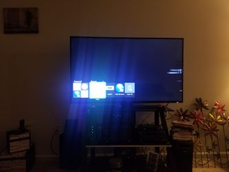 55 - inch HD smart tv $275.00 for Sale in Columbia,  MO