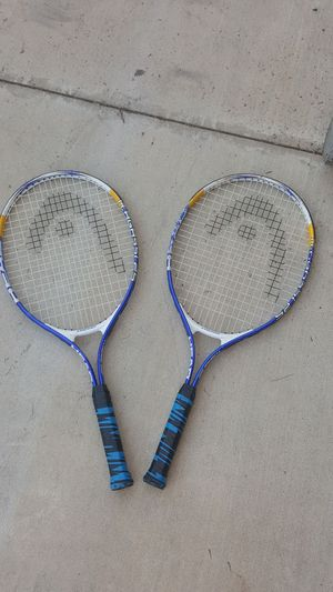 Head Tennis Rackets for Sale in Moreno Valley, CA