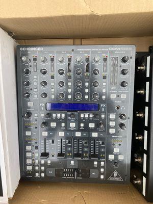 Behringer dj mixer ddm4000 for Sale in Aurora, CO