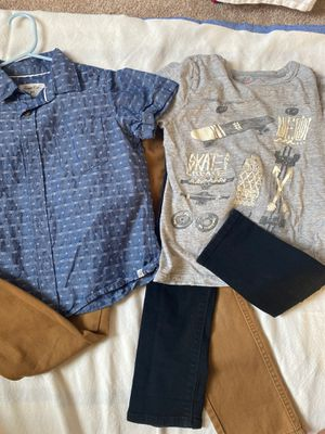 Lot of youth clothes size (5-6) Levi's and Nordstrom for Sale in Santa Clara, CA