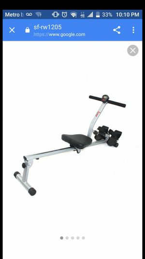 Fitness Rowing Machine for Sale in Chicago, IL