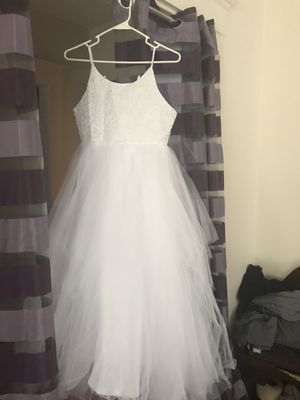Communion/flower girl dress for Sale in Somerville, MA