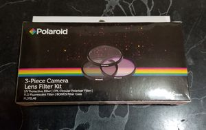 Polaroid (46mm) Lens Filter Kit for Sale in New York, NY