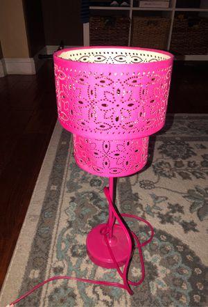 Pink Lamp for Sale in Clovis, CA