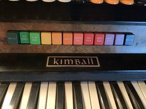 Kimball Organ for Sale in Williamsport, PA
