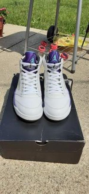 Grape 5s 2013 sz 12.5 for Sale in Columbus, OH